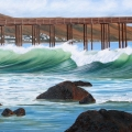 Cayucos Waves II